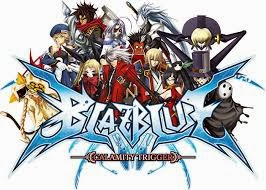Download Game Blazblue Calamity Trigger Full Version