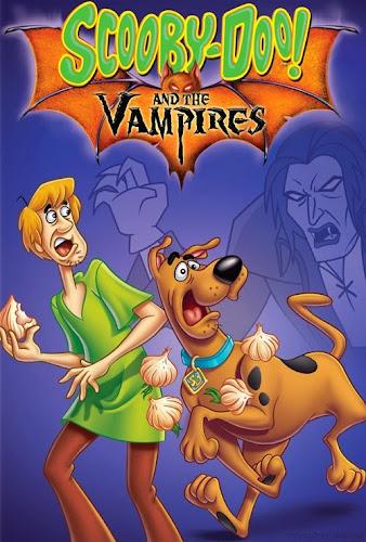 Baixar Filme   Scooby Doo e Os Vampiros   DVDRip AVI Dual Audio + RMVB Dublado (2014)