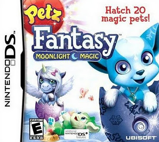 Petz Fantasy: Moonlight Magic nds rom
