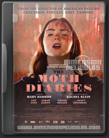 The Moth Diaries (BRRip HD Ingles Subtitulada) (2011)