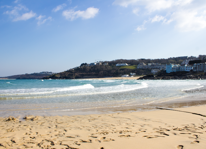 Easter Holiday Destination: Cornwall, England - St Ives, Lands End and Marazion