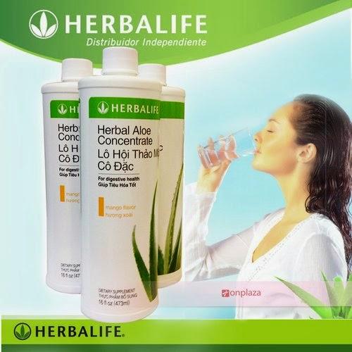 Trà lô hội thảo mộc cô đặc Herbalife Aloe Concentrate