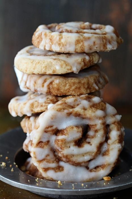 Cinnamon Roll Cookies | Cook'n is Fun - Food Recipes, Dessert ...
