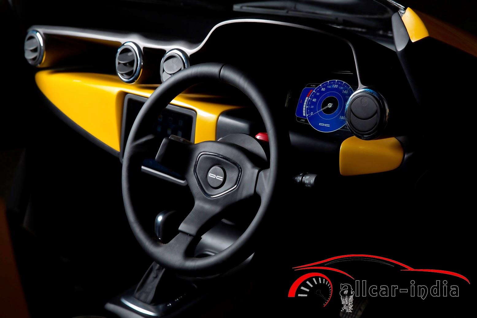 Dc Cars In Motor Show 2014 Slamber Nyowo