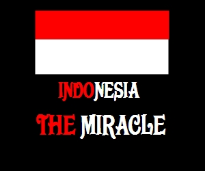 Indonesia, the miracle, keajaiban, merah putih, garuda