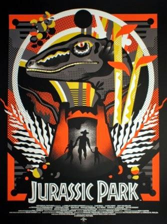 Parque Jurásico (Jurassic Park, de Steven Spielberg, 1993)