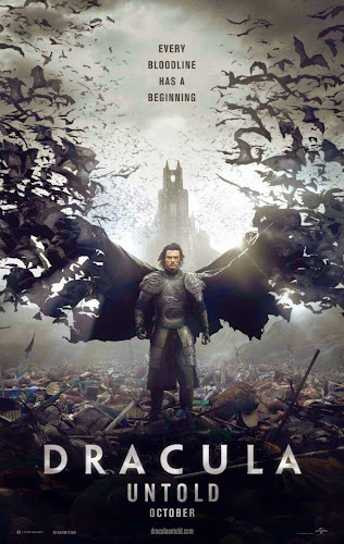 Dracula Untold - 2014 Movie Poster HD
