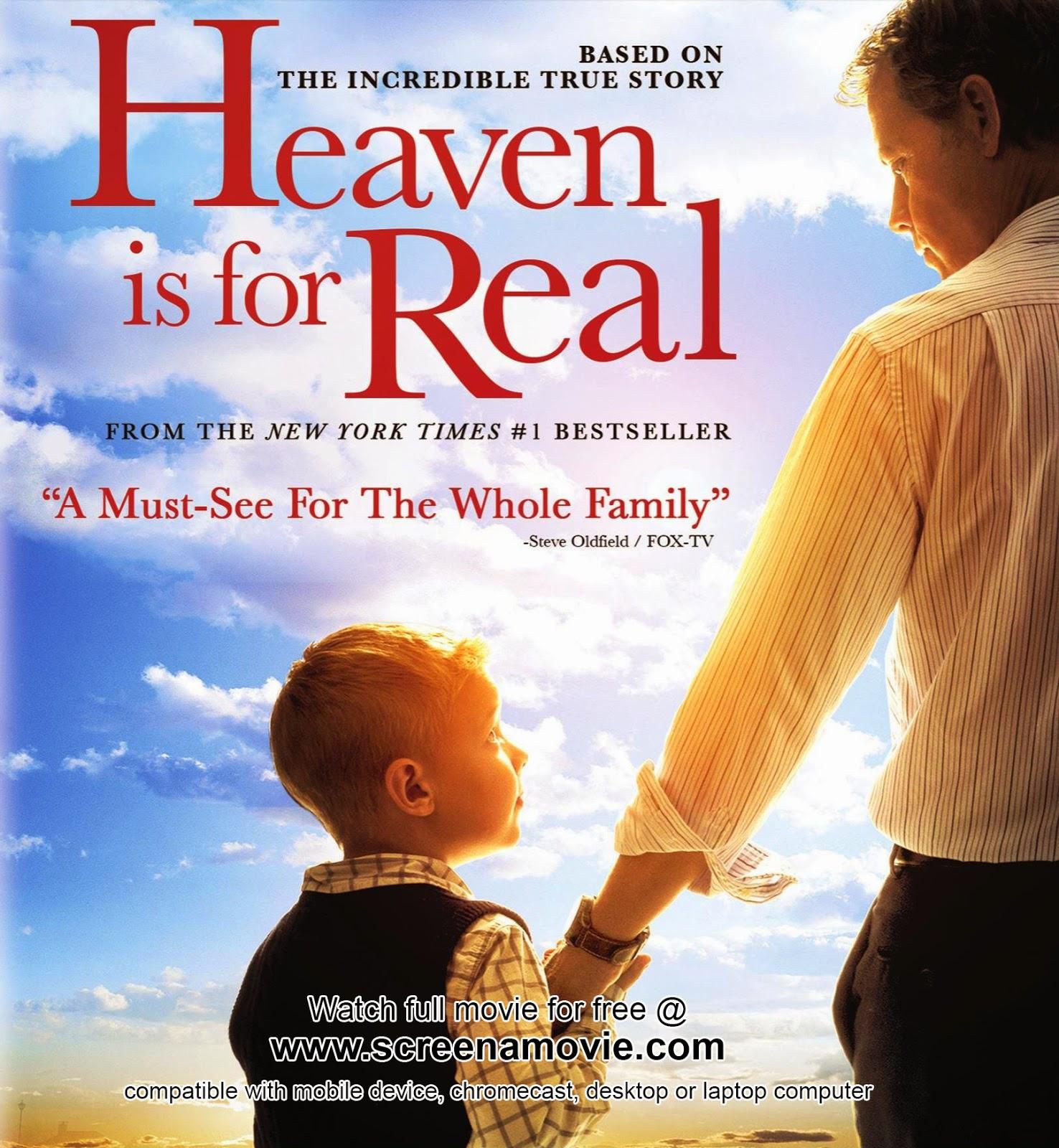 Heaven Is for Real_@screenamovie