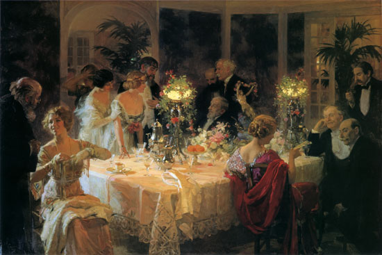 REQUISITES FOR THE DINING TABLE