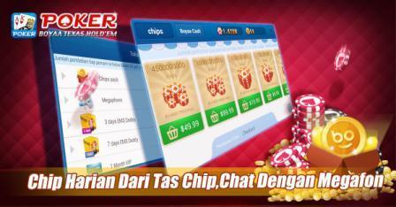 Game Poker Texas Boyaa Untuk Android APK