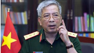 Lieutenant General Nguyen Chi Vinh