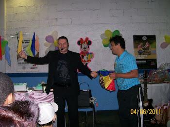 ANIVERSARIO DE UM ANO-AAPNE-04/06/2011