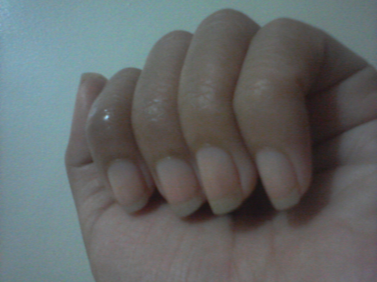 a piece of jewel: Human Nature Sunflower Oil for Nails