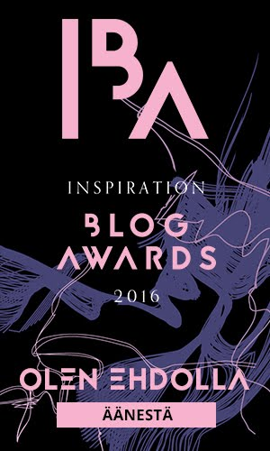 Inspiration Blog Awards