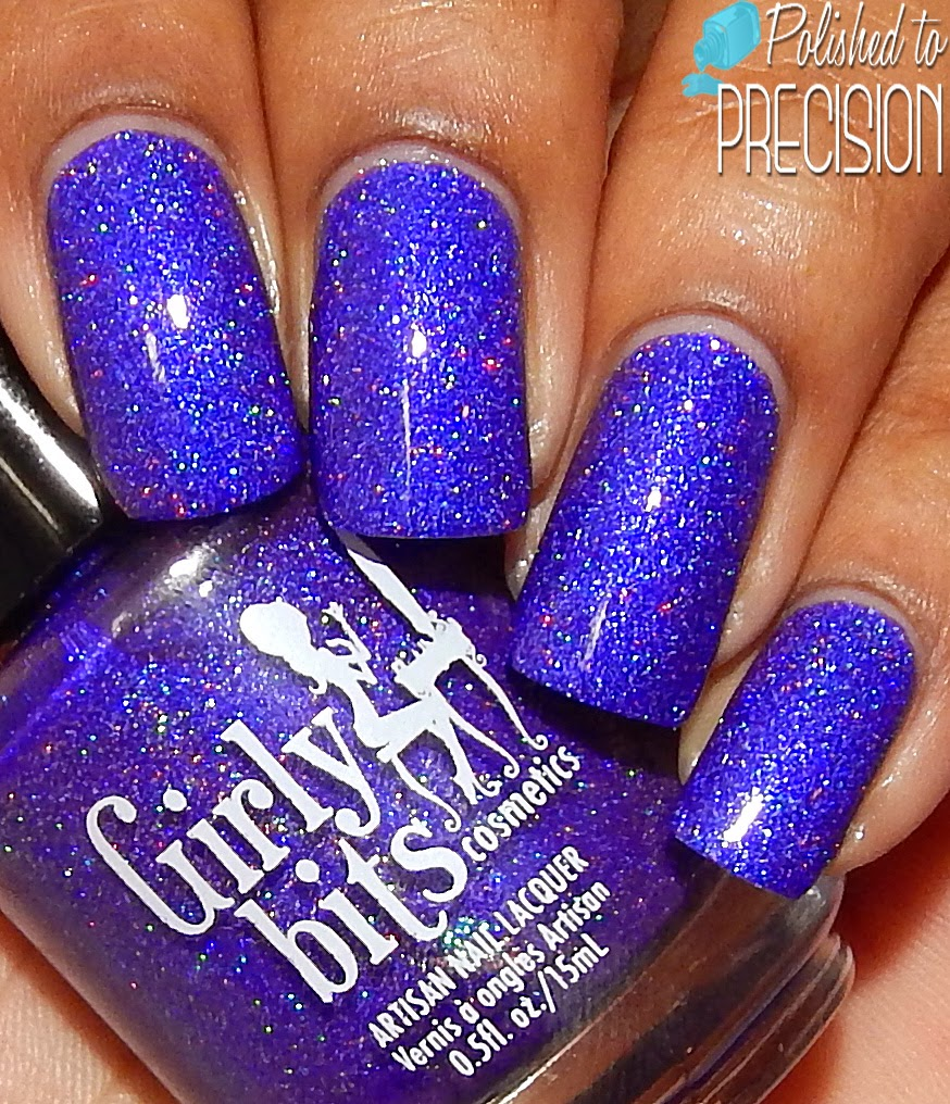 Girly Bits No Such Thing As A Purple Problem