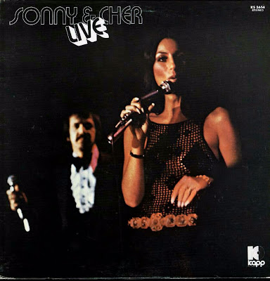 'Sonny &amp; Cher Live' by Sonny &amp; Cher