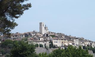 Biot, Cote d'Azur, quaint French hilltop village - hidden gem