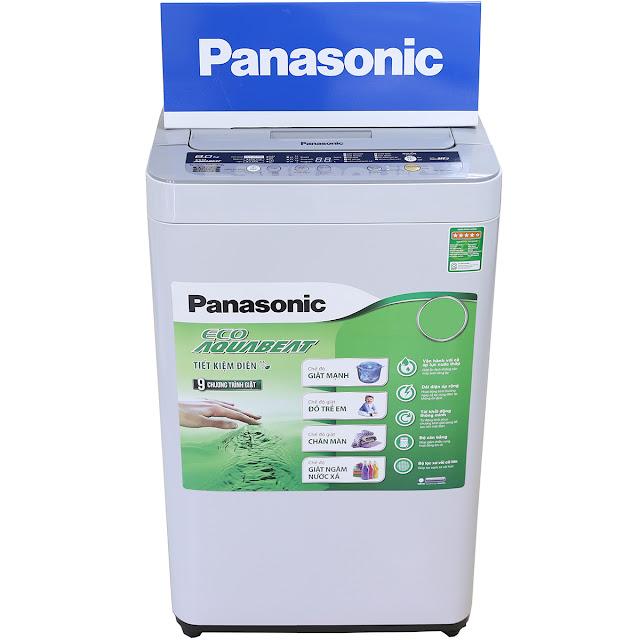 quà tặng máy giặt panasonic
