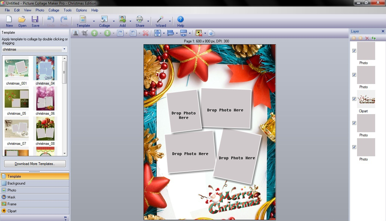 Picture Collage Maker Pro 3 Serial Key Free Download Software