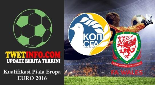 Prediksi Cyprus vs Wales, Piala Eropa 04-09-2015