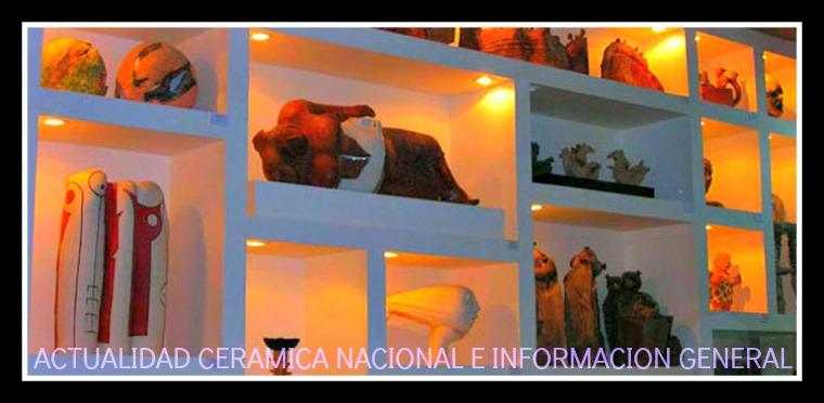 Actualidad Cerámica Nacional e información general