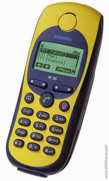 Siemens M35i Mobile Cell Phone