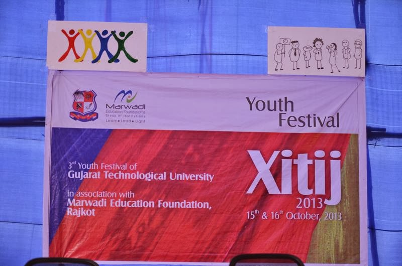 GTU TECHNICAL FESTIVAL 2014