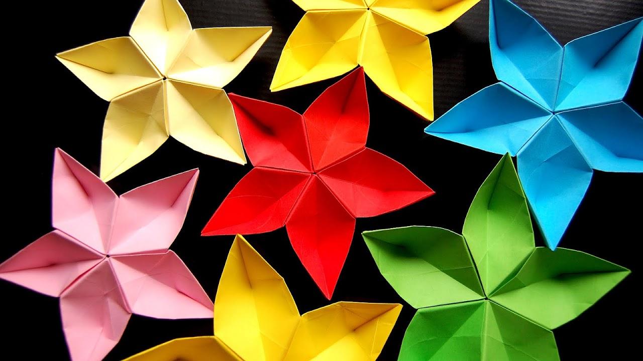 Origami Oragami Flowers Flower Choices