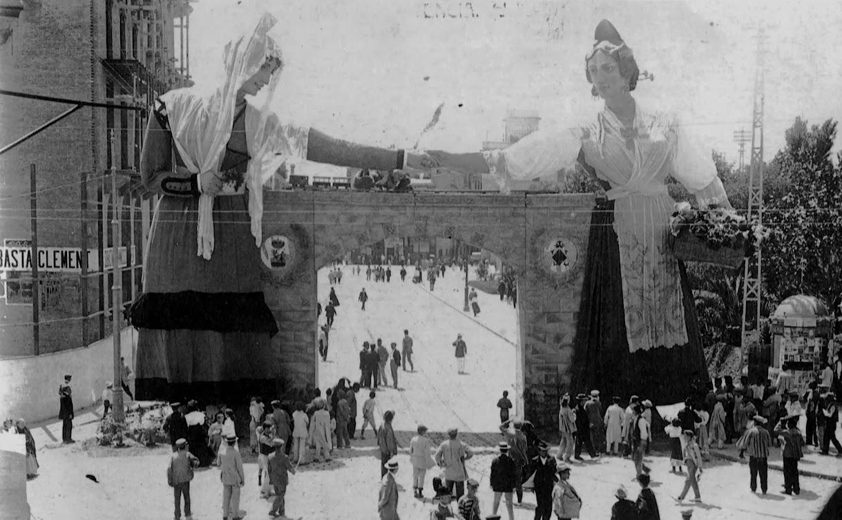 Ana garc a photography fotograf as de las fallas antiguas - Carpinteros en valencia ...