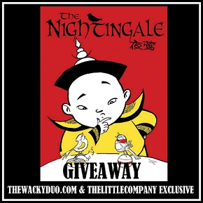 The Nightingale Giveaway
