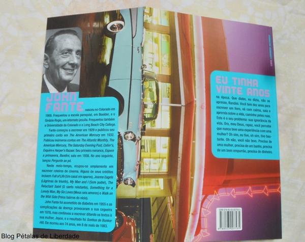 Resenha, livro, Pergunte ao pó, John Fante, Arturo-Bandini