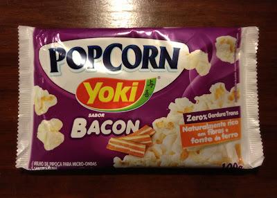 yoki bacon popcorn