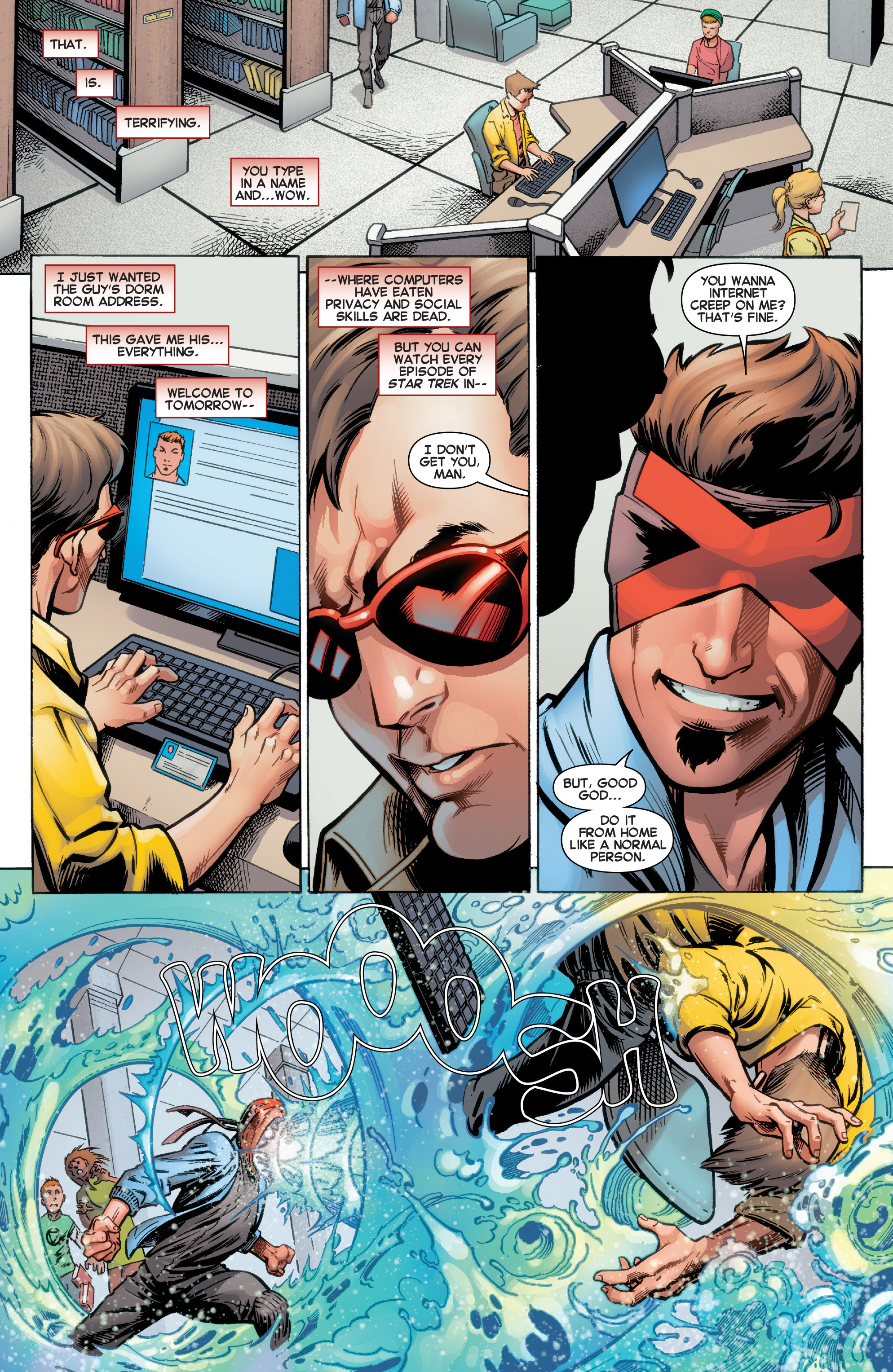 All-New X-Men (2016) Issue #1 #2 - English 16
