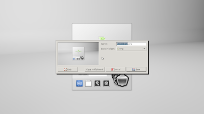 screenshot mdm login screen Linux Mint