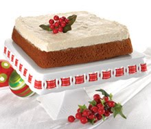 Agave Holiday Spice Cake