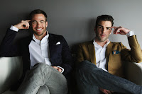 Chris Pine and Zachary Quitno (© Gaye Gerard / Paramount)