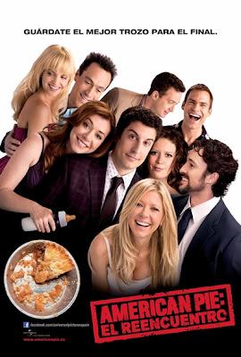 american pie el reencuentro 12527 American Pie: Reunion (2012) Español Latino