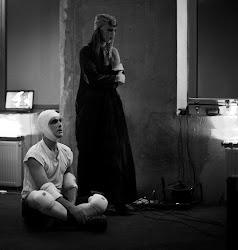 Holy Ghost - Exposition de Bianca Casady et Jean Marc Ruellan, Moscou