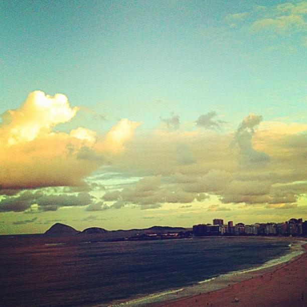 Ipanema,beach,clouds, Rio de Janeiro, Pablo Lara H