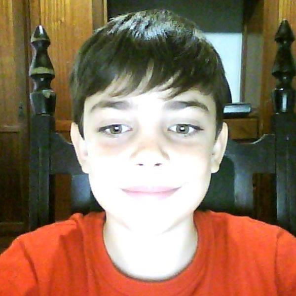 Meu Filho Laurél.