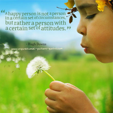 Quotes About Happy Person Prepossessing A Happy Person  Inspirational Picture Quotes