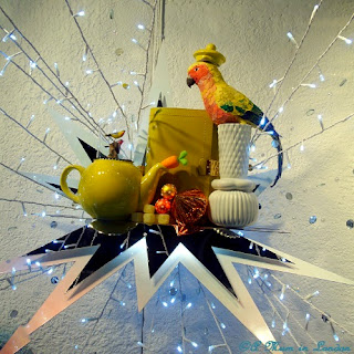 Liberty Christmas Windows, A Mum in London