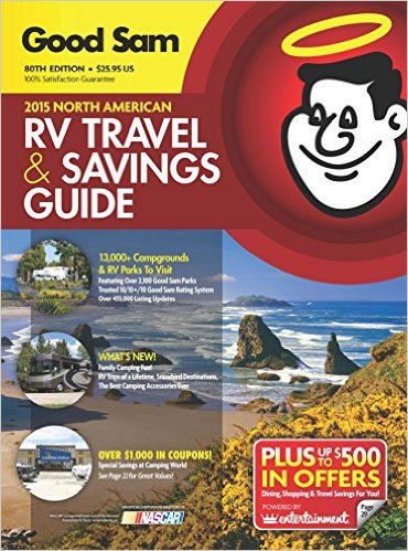 Top RV Parks for Fishing by the Good Sam RV Travel & Savings Guide