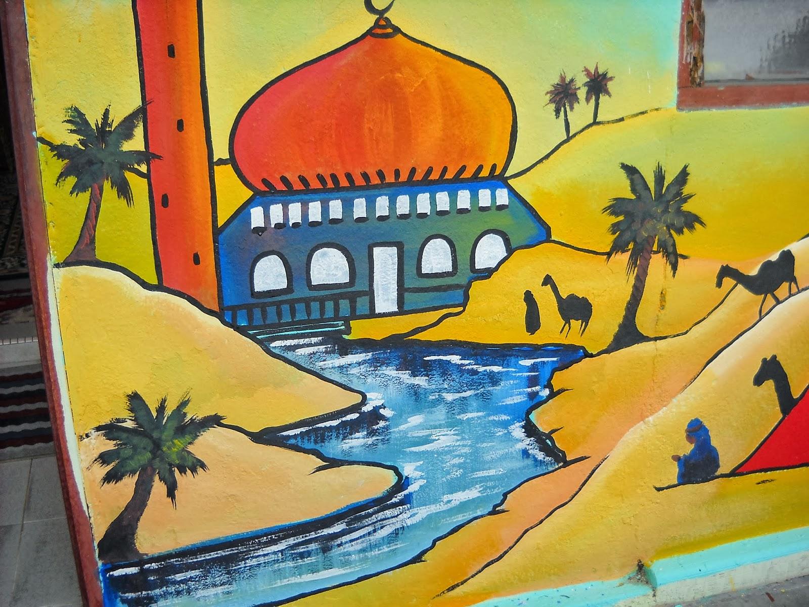 Pelukis mural shah alam sekolah keb ttdi jaya for Mural kartun