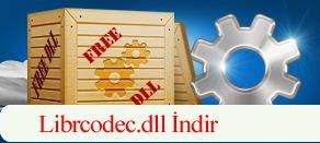 Librcodec.dll Hatası çözümü.