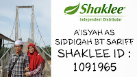 I AM A SHAKLEE LOVER