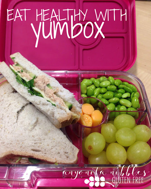 Eat healthy with Yumbox | Anyonita-nibbles.co.uk