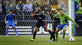 Seattle Sounders, Los Angeles Galaxy, MLS