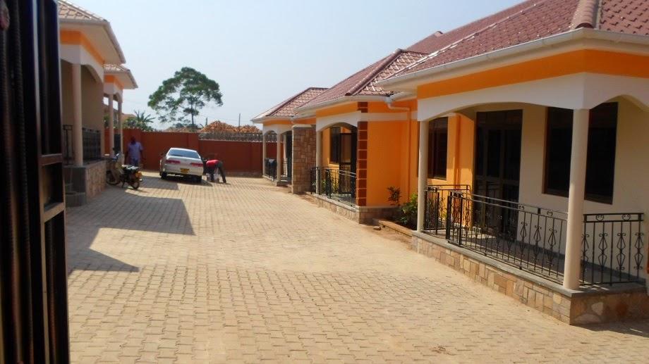 Houses for sale kampala uganda semi detached houses for for House designs in uganda