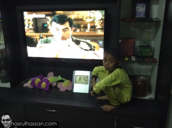 mitos menonton tv dekat punca rabun